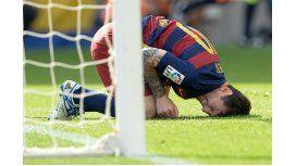 ¿Qué se perderá Messi durante su lesión?