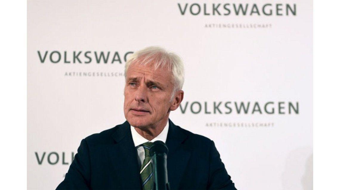 En medio de la crisis, el grupo Volkswagen nombró a un nuevo presidente