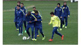 Con un cambio, Boca ya tiene el equipo que irá por la final de la Copa Argentina