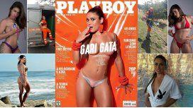 Revolución en Brasil: Rita Mattos, de barrendera a tapa de Playboy