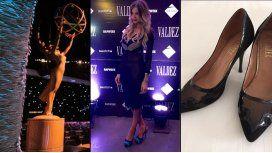 La figura internacional que lucirá los zapatos de Guillermina Valdés en los Premios Emmy 2015