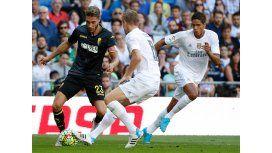 Con récords de Cristiano, el Real Madrid venció al débil Malmo en la Champions