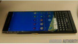Se filtran imágenes del nuevo BlackBerry Venice que vendrá con Android