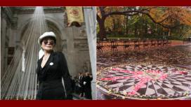 El homenaje masivo que Yoko Ono planea en Nueva York en tributo a John Lennon