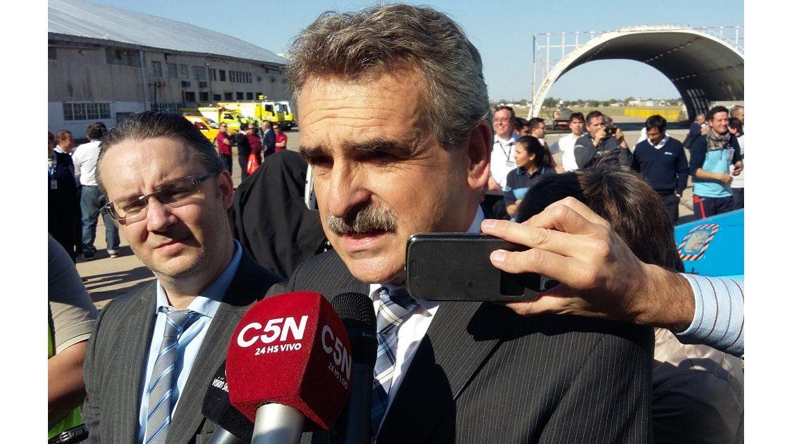 Agustín Rossi, por Radio 10: El juez Bonadio busca espectacularidad
