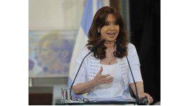 Casa Rosada prepara un acto con Cristina Kirchner