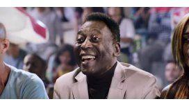 Un Rey en las redes: Pelé en debutó en Instagram