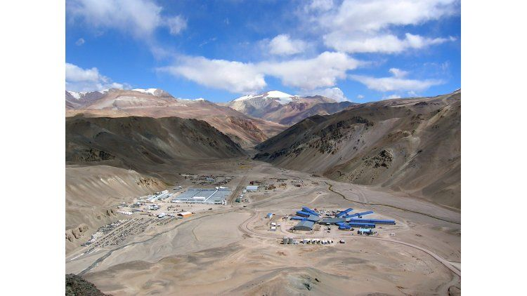 mina de Veladero
