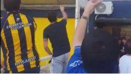 El Kily González pidió perdón por el video y criticó al técnico de Newell´s