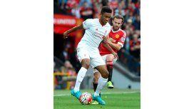 Sin Romero, Manchester derrotó al Liverpool en el clásico