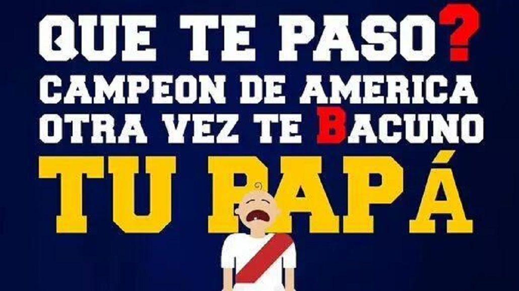 Mirá todos los afiches que le dedicó Boca a River tras el triunfo en el Monumental