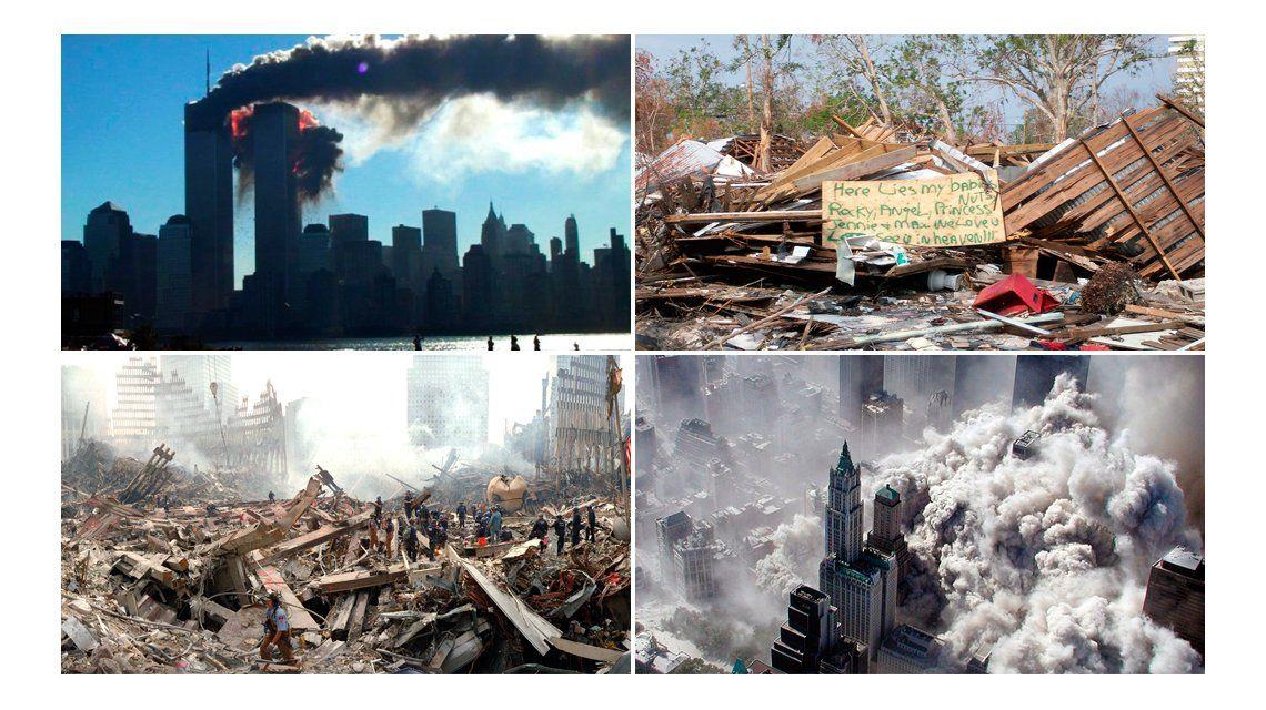 A 15 años del atentado a las Torres Gemelas: las imágenes más impactantes