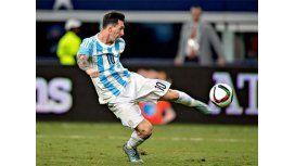 Allá sí lo quieren: prensa mexicana se rinde a los pies de Messi
