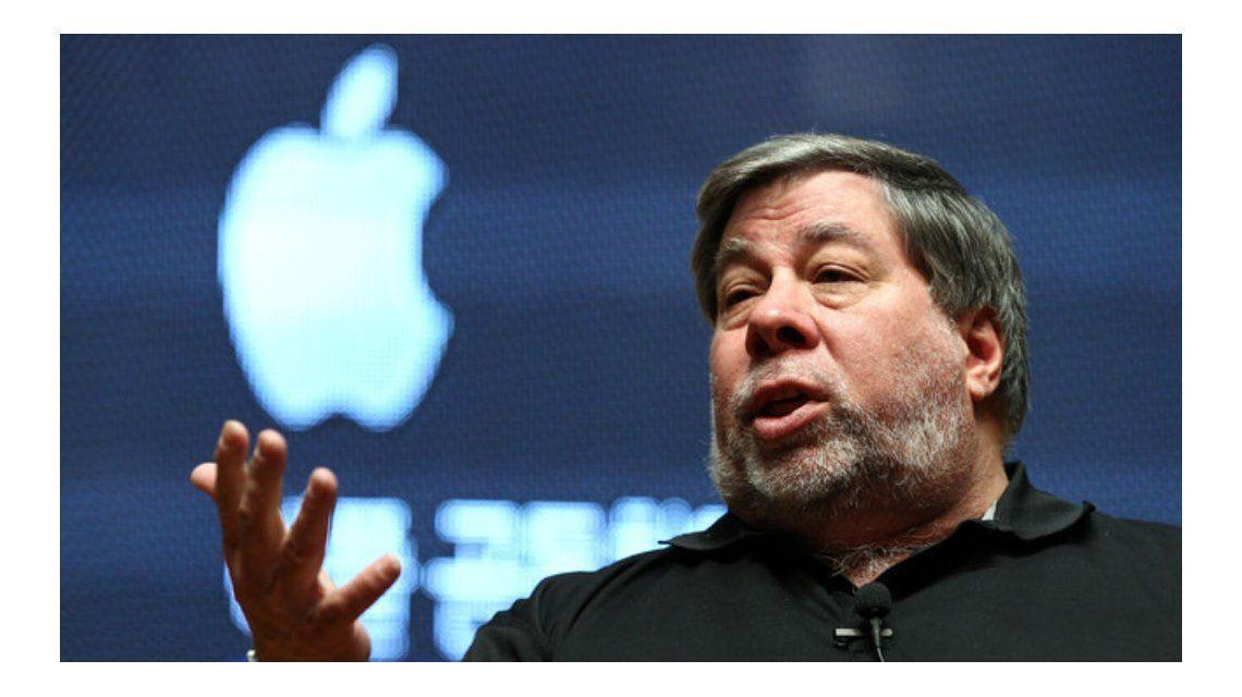 Steve Wozniak apostó que el futuro de la educación irá por el lado de la inteligencia artificial