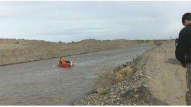 Encontraron muerto al joven que se tiró al Río Colorado por una apuesta