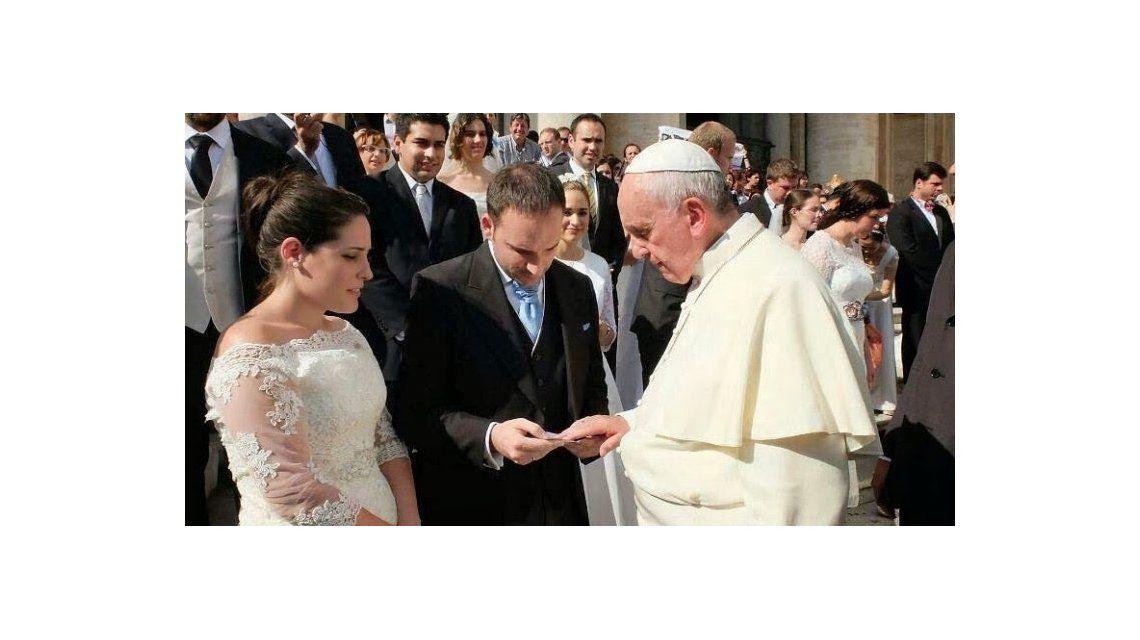 El Papa simplificó e hizo gratuito el trámite para anular el matrimonio