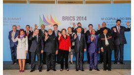 Cristina tuiteó en inglés sobre el traslado de la crisis a BRICS