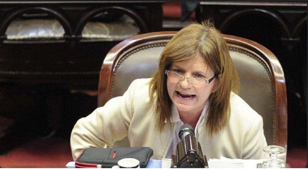 El pasado de Patricia Bullrich en el gobierno de Fernando De la Rúa