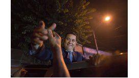 Sorpresivo triunfo de un cómico televisivo en las elecciones de Guatemala