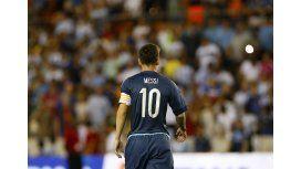 Lionel Messi seguirá en la Selección más allá de las decepciones
