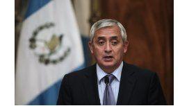Renunció el presidente por corrupción