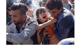 Argentina recibió más de 100 refugiados sirios