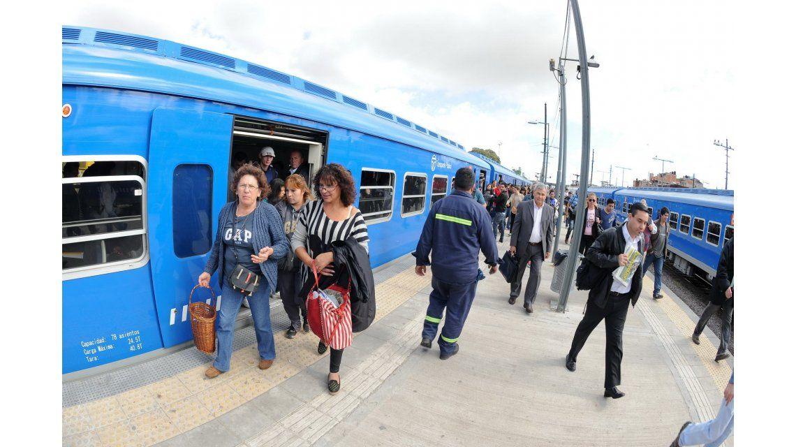 Servicio reducido: desde este miércoles el tren San Martín no llegará a Retiro