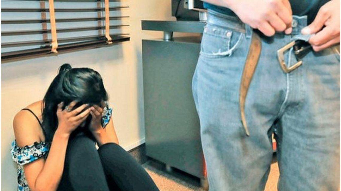Mujer abusada sexualmente en la india
