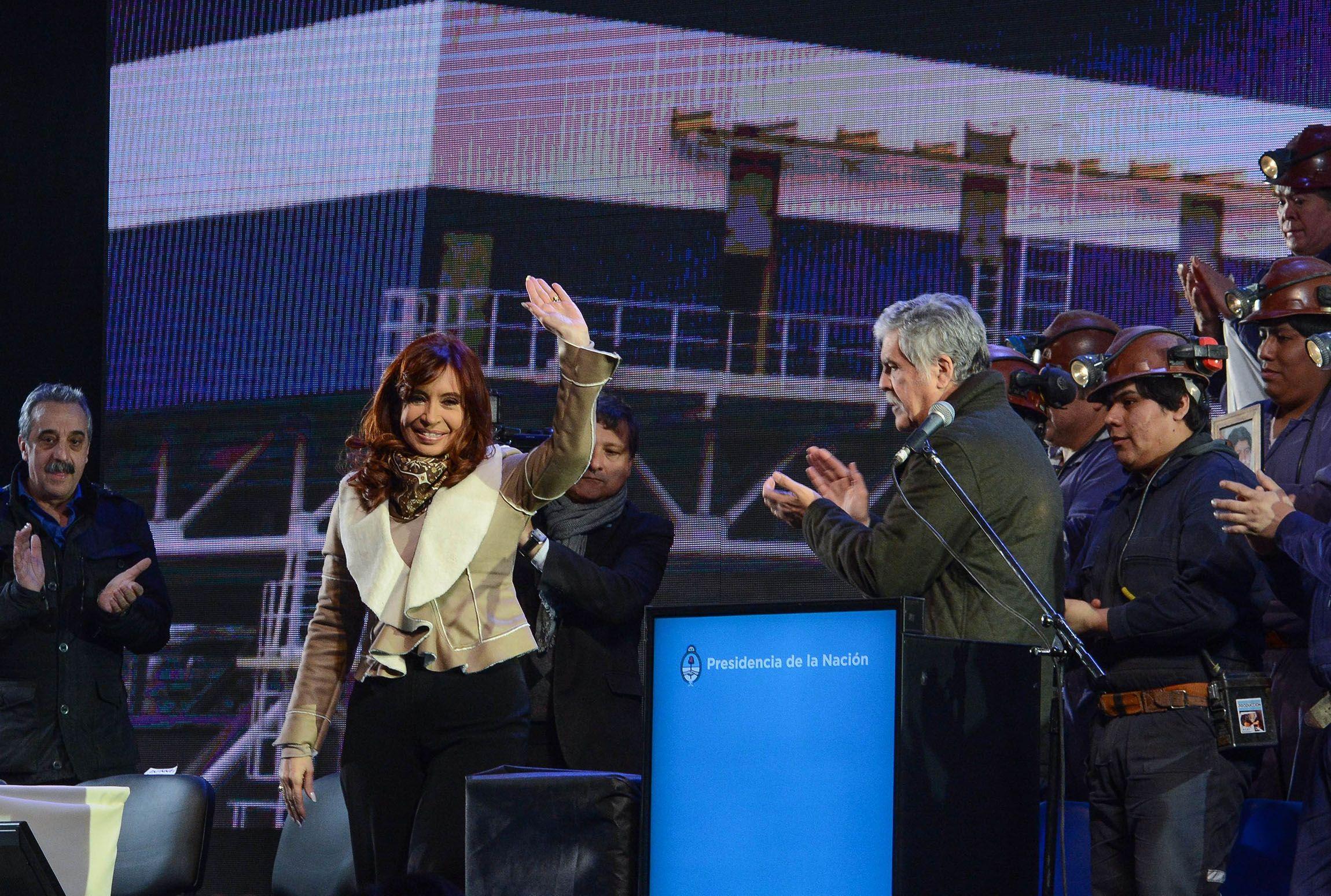 Cristina Kirchner después de diciembre: Volveré de donde me fui, que es Santa Cruz