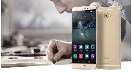 Huawei presenta celular que detecta presión en pantalla