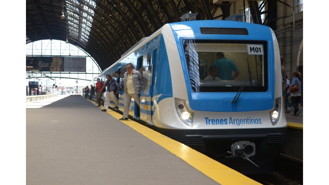 Dos ramales del tren Mitre no funcionacionaron por la agresión a un guarda