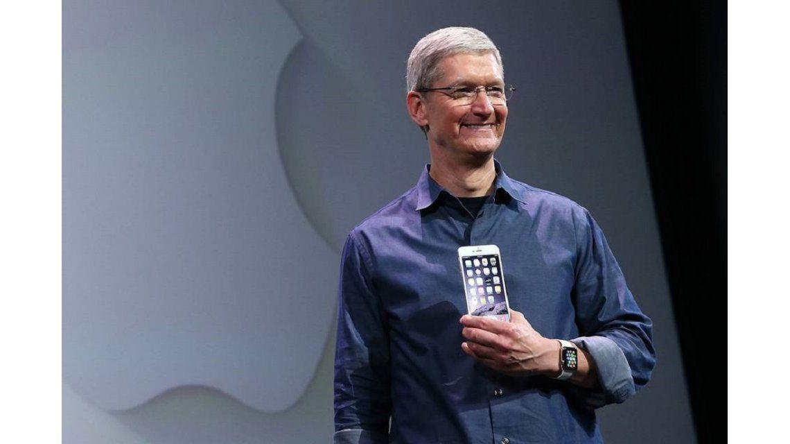 Tim Cook cumple 5 años siendo la cabeza de Apple