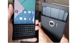 Conocé al primer teléfono BlackBerry con Android