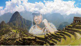 Un personaje del Chavo volvió a Machu Pichu en una fecha especial