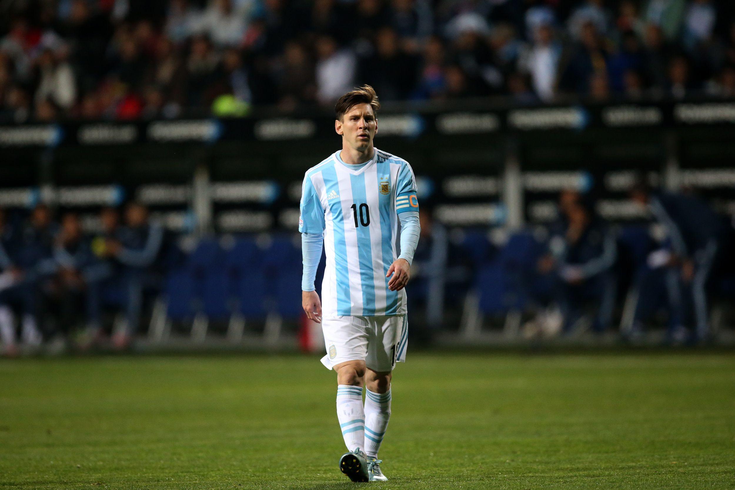 Messi tendrá que ir a juicio por evasión a días de la Copa América