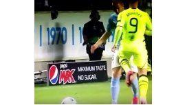 El golpe más desleal: mirá este terrible rodillazo en la Champions League