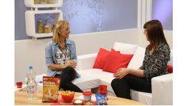 Día presenta Expertas TV, el programa de recetas con Jimena Monteverde