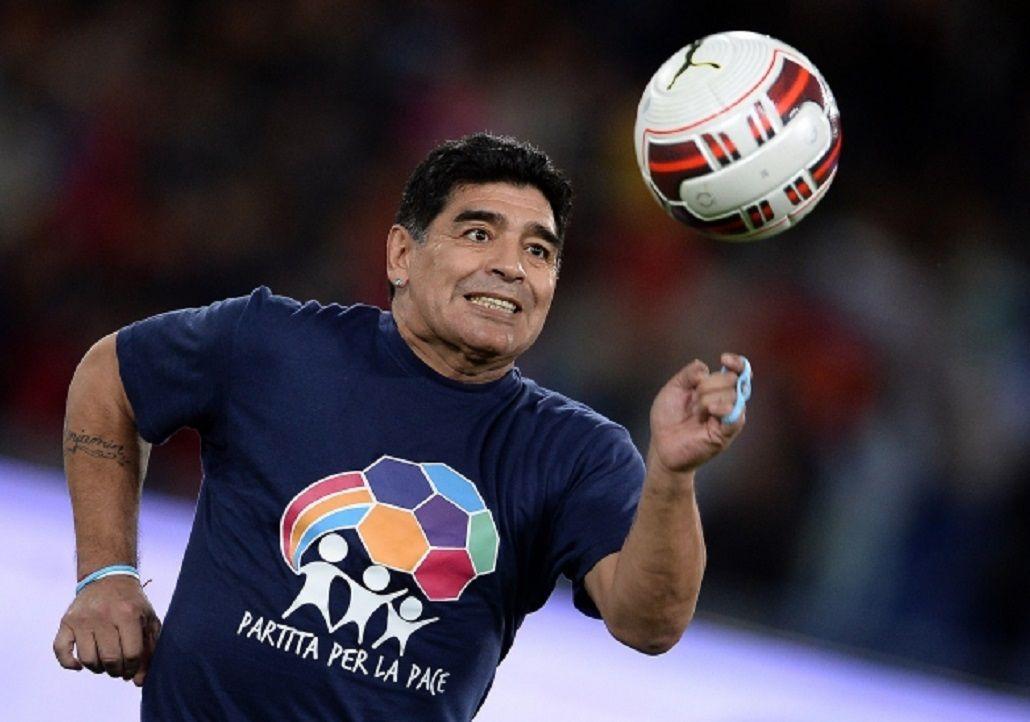 Diego Maradona, preocupado: peligra el Partido por la Paz