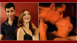 ¿Qué le pasó a una actriz al ver las escenas de sexo de su pareja?