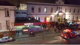 Incendio en el Pirovano: no hubo heridos