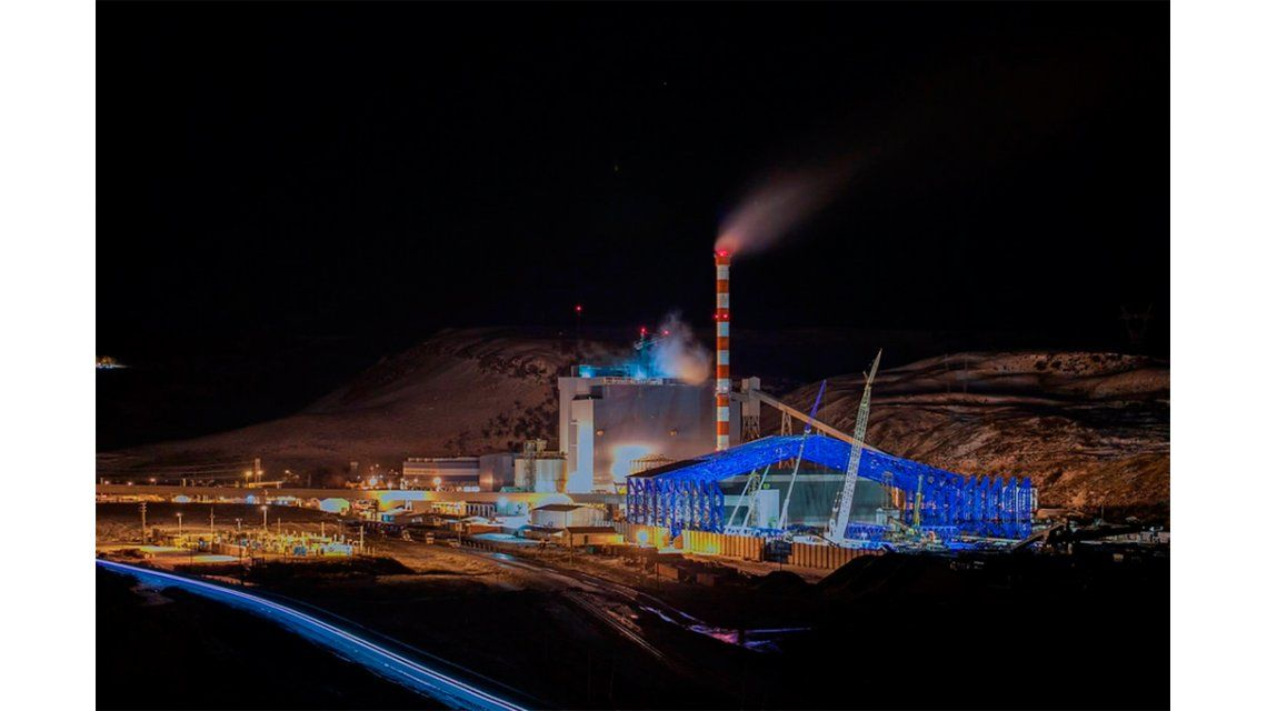 Histórico: La central térmica de Río Turbio se unió a la Red Nacional