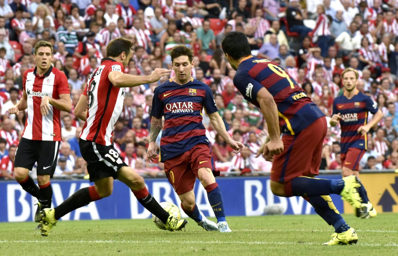 Con Messi, Barcelona recibe al Bilbao para meterse en las semifinales