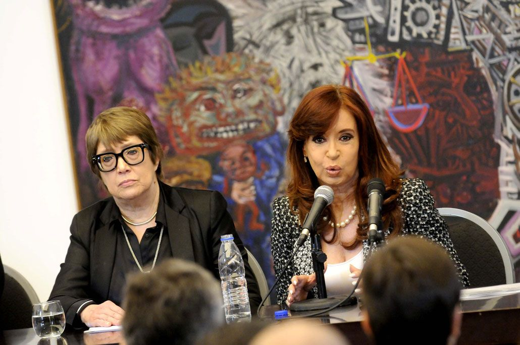 Cristina inauguró obras de remodelación de 18 salas del Museo Nacional de Bellas Artes