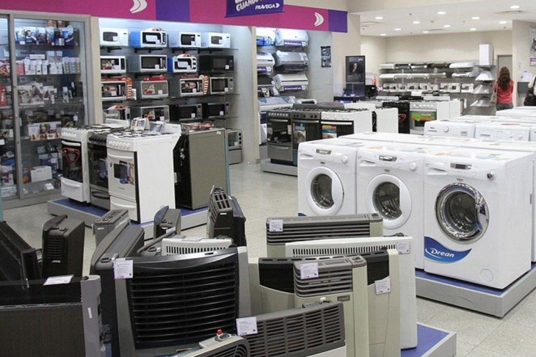 Sigue frenado el consumo: cayó un 13,4% la venta de electrodomésticos