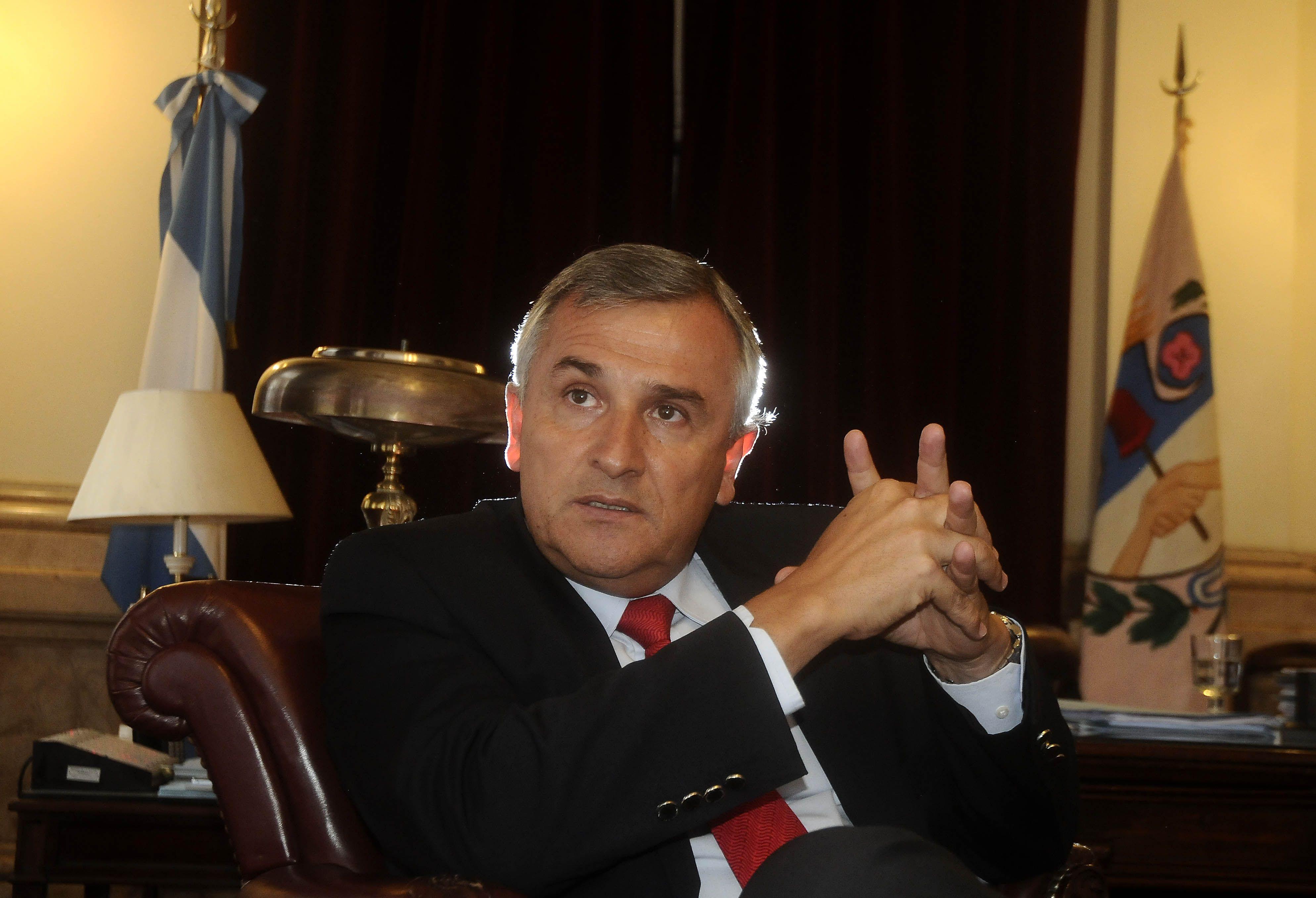 Gerardo Morales aseguró que Milagro Sala quiere cogobernar Jujuy