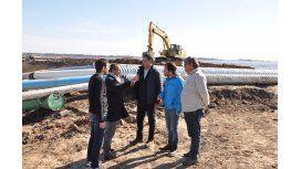 Desborde de la Cuenca Salado: Nación y Provincia trabajan para evitar que las aguas lleguen al casco urbano