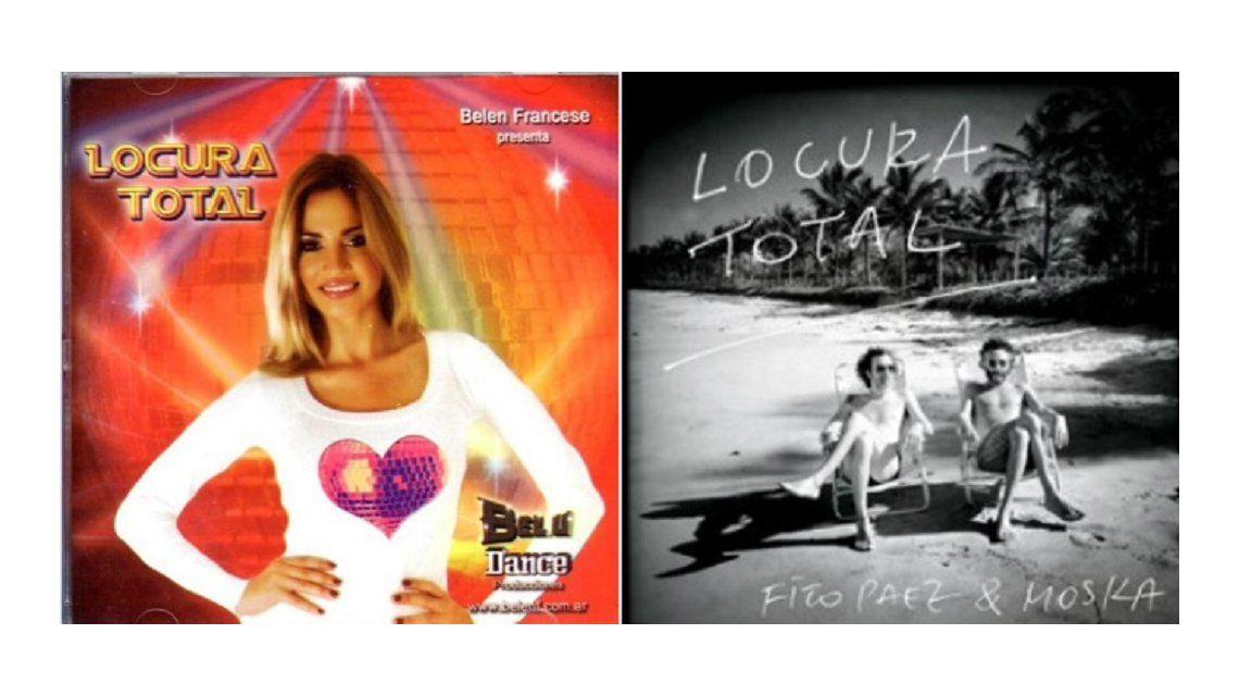 El insólito reproche de Belén Francese a Fito Páez por la tapa de un CD