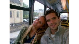 Gisela Dulko y Fernando Gago fueron padres por segunda vez