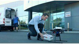 Las entregas a través de drones están cada vez más cerca