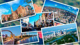 Éstas son las cinco mejores ciudades para vivir en 2015